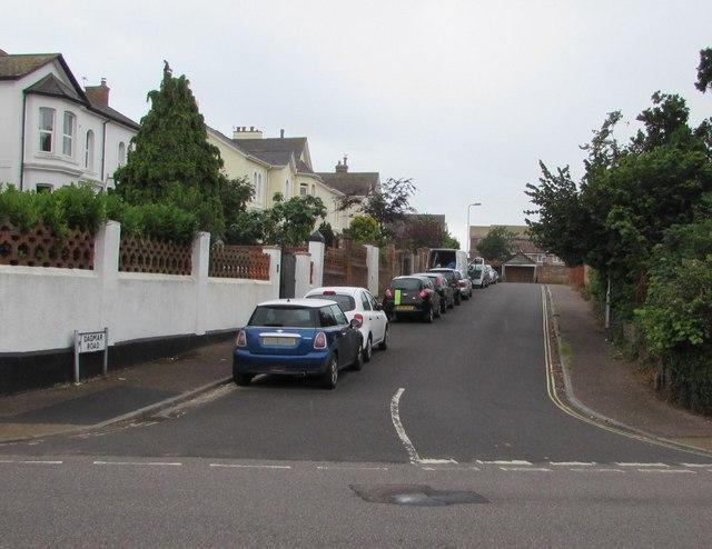 Dagmar Road, Exmouth