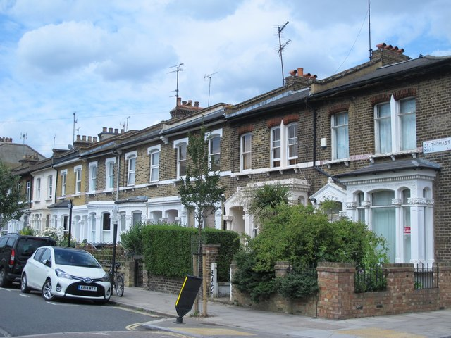 St. Thomas's Road, N4 (4)