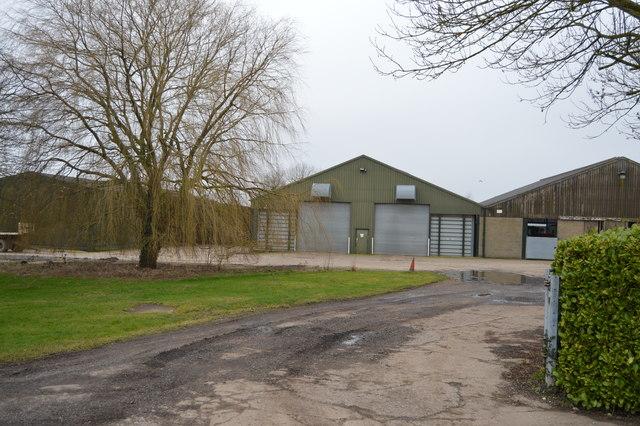 Barns, Ouse Bridge Farm