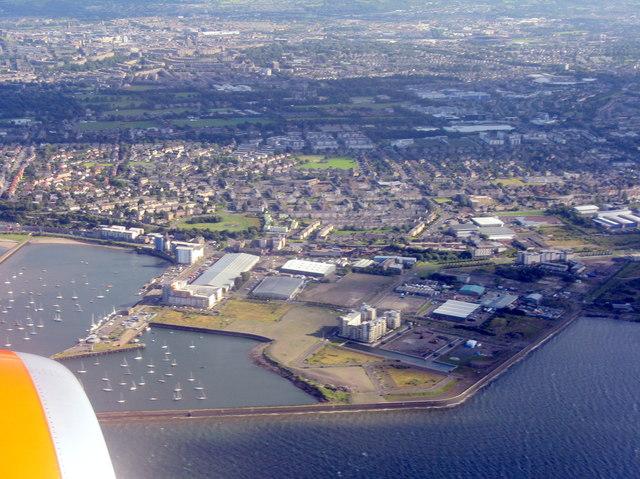 Granton and Granton Harbour