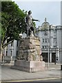 NJ9306 : William Wallace Statue, Aberdeen by G Laird