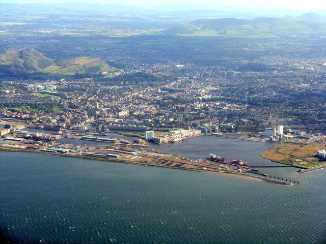 Ocean Terminal, Leith