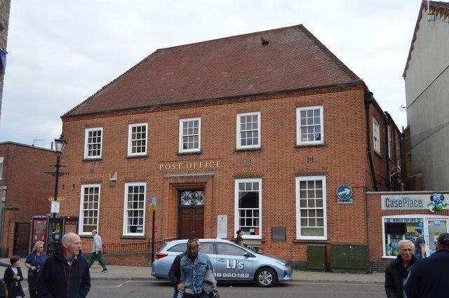 Thetford Post Office