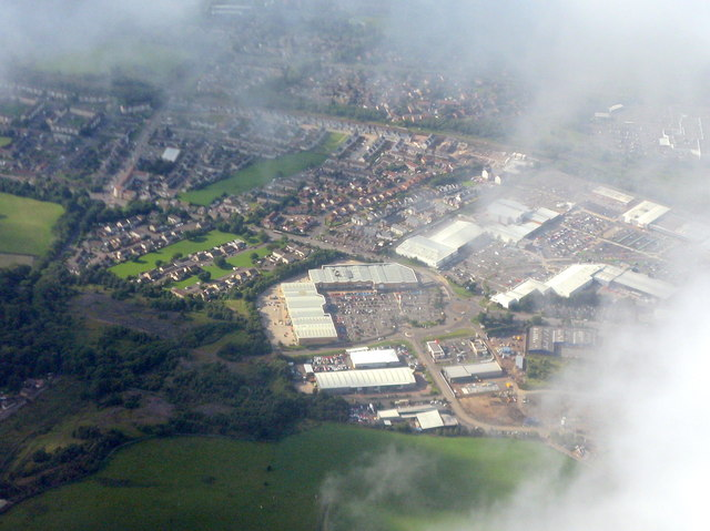 Fort Kinnaird at Niddrie