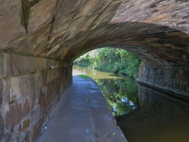 Bridge 101 on the Lancaster Canal