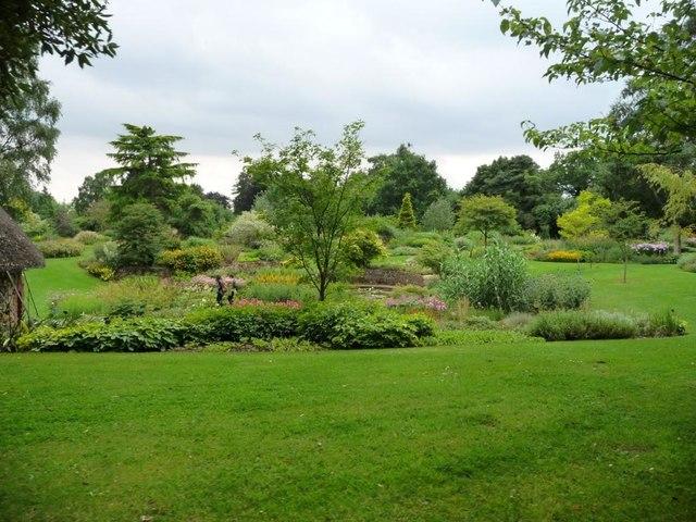 Bressingham Hall Gardens