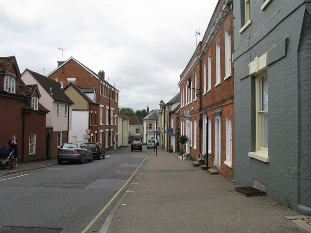 Church Street, Saffron Walden