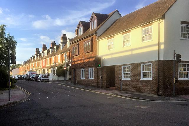 Salisbury, Rampart Road