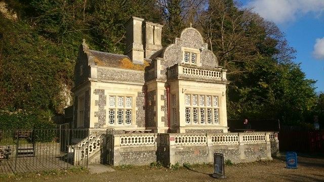 Swanbourne Lodge cafe