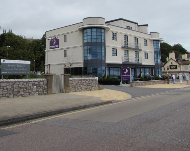 Exmouth Seafront Premier Inn