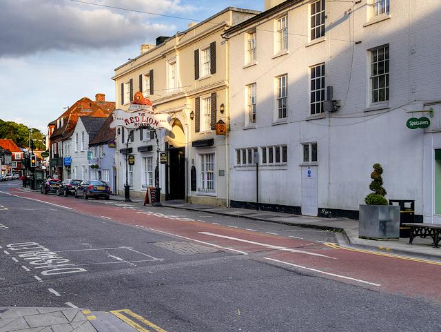 The Red Lion, Salisbury