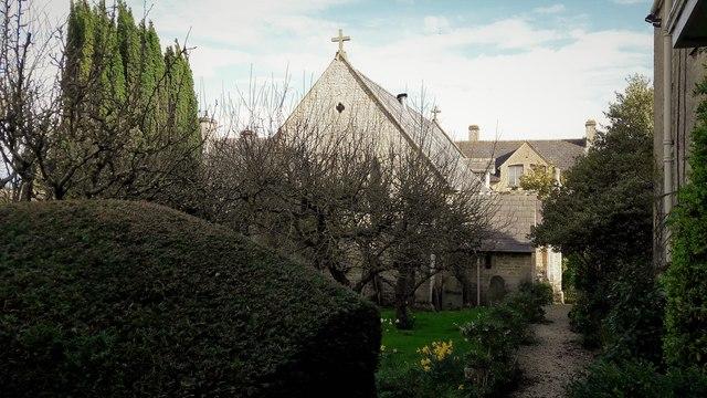 Former convent chapel