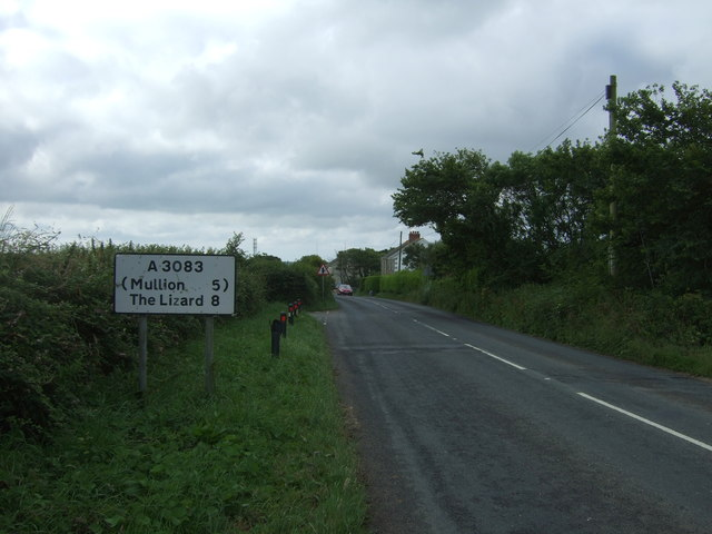 The Lizard 8 Miles