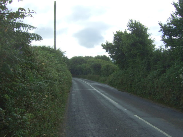A3083 towards Lizard