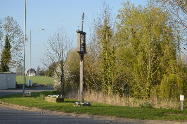 Brenzett Village sign