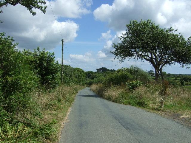 Minor road, Ruan Major