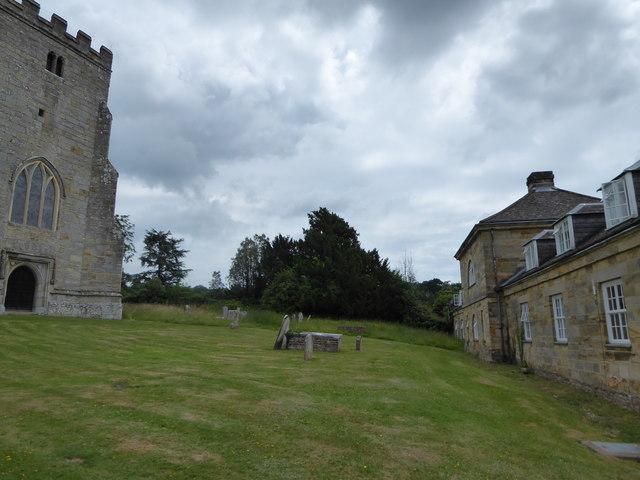 St Peter, Ashburnham: churchyard (b)