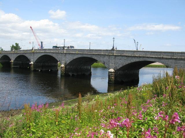 Victoria Bridge, Aberdeen
