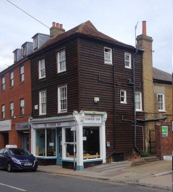 The Corner Tap, Faversham