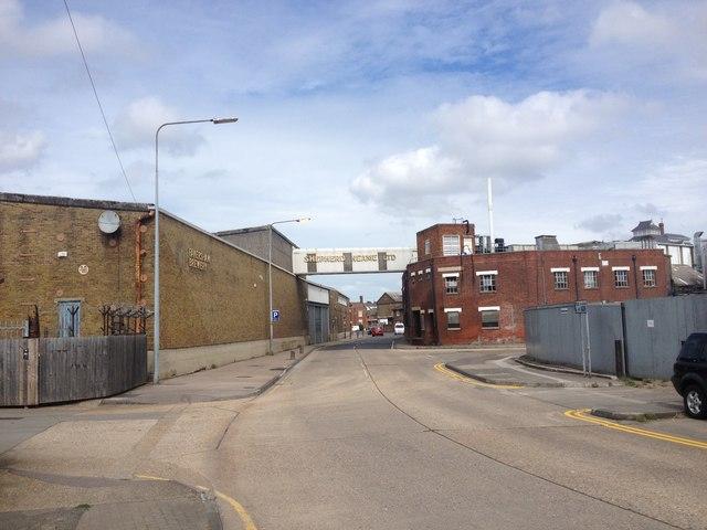 North Lane, Faversham