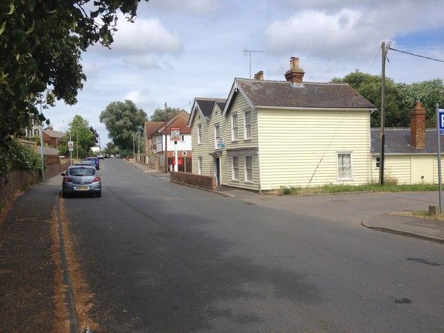 Upper Brents, Faversham