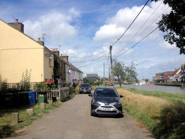 Front Brents, Faversham