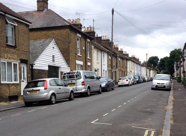 St. John's Road, Faversham