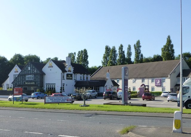 Lea Gate, Preston, Lancashire