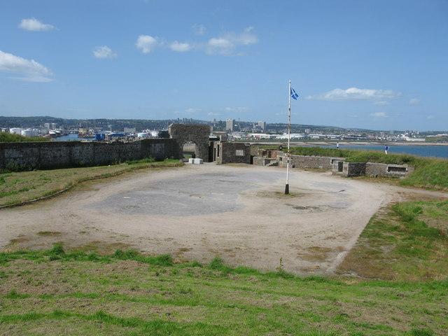 Torry Point Battery, Aberdeen