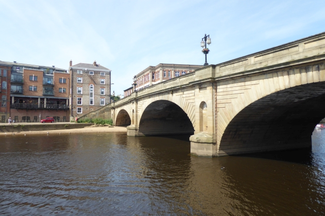 Ouse Bridge from Kings Staithe