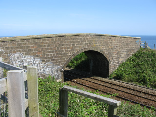 Road Bridge at Rare Breeds Farm
