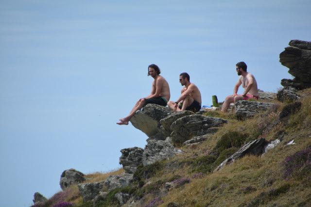 North Devon : Morte Point