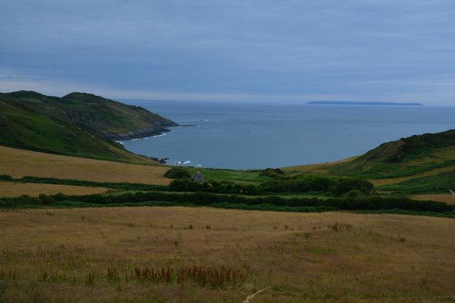 North Devon : Coastal Scenery