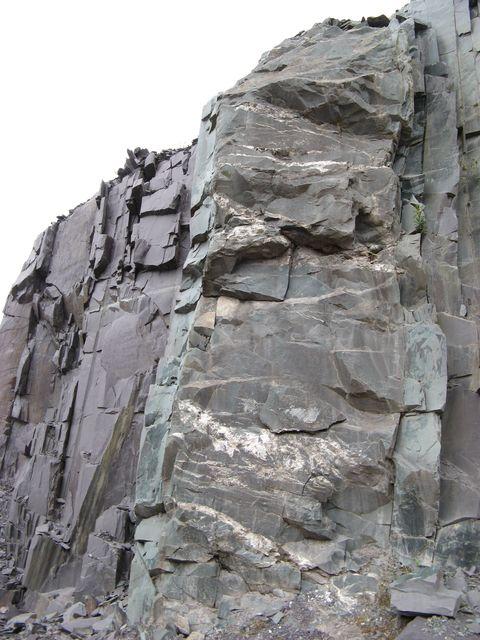 Palaeozoic dyke