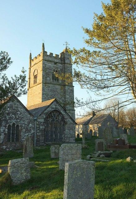 Church of St Protus and St Hyacinth, Blisland