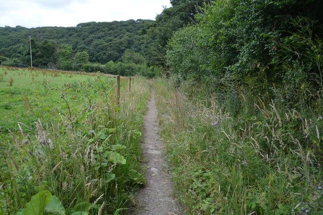 Cornwall : Footpath