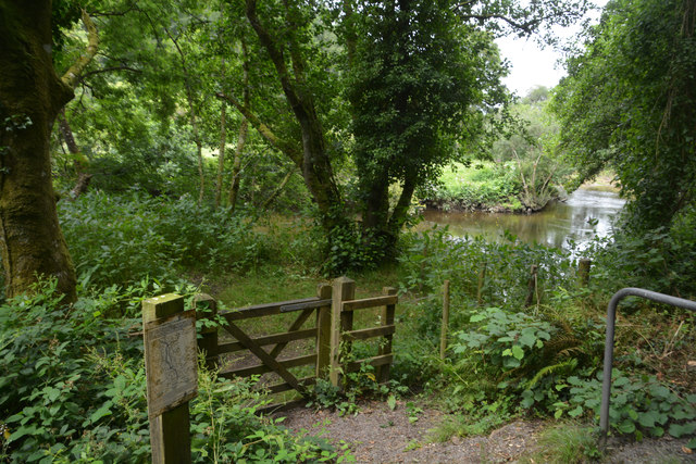 Cornwall : Conservation Walk