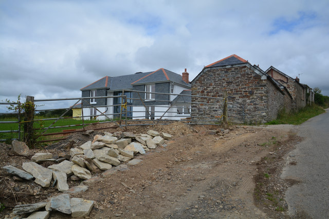 Cornwall : Bozion Cottage