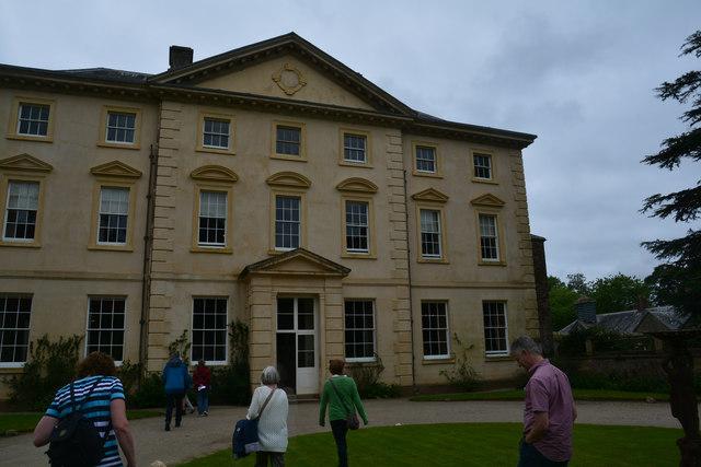 Cornwall : Pencarrow House