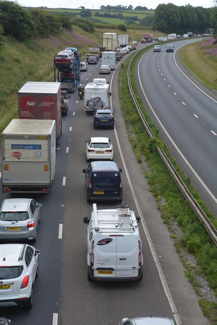 South Hams : Devon Expressway, A38