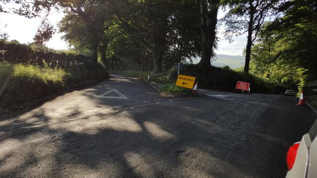 Mid Devon : Forges Hill