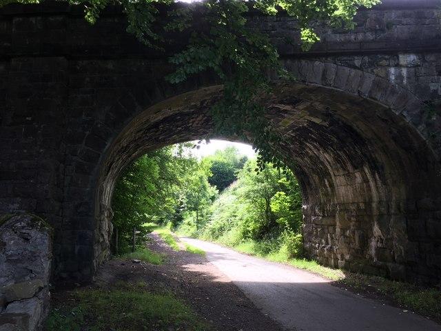 Road Bridge from Pontsticill to Taf Fechan