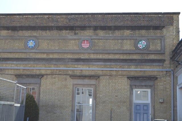 Badges, Cambridge Station