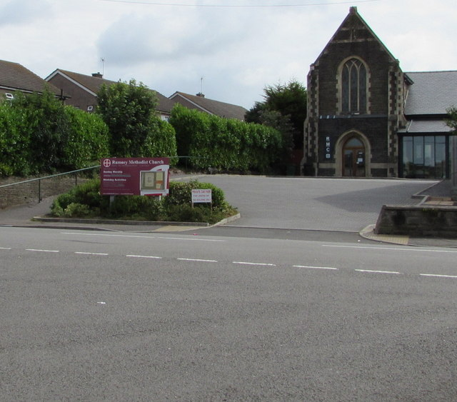 Rumney Methodist Church, Cardiff
