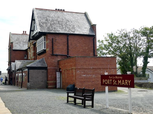 Port St Mary Station