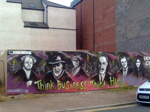 Think business, think Hull