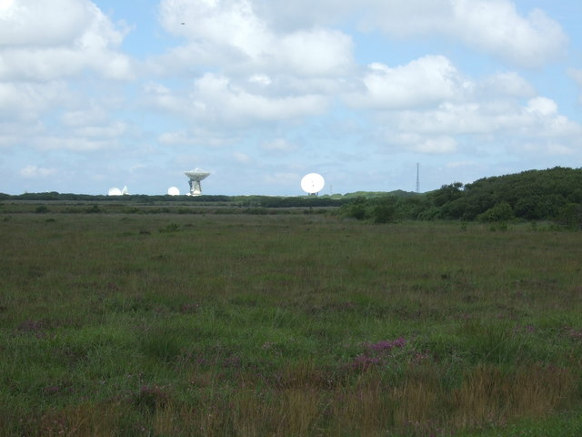 Moorland, Goonhilly Downs