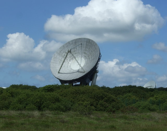 Satellite dish, Goonhilly Satellite Earth Station