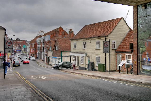 Salisbury, Milford Street