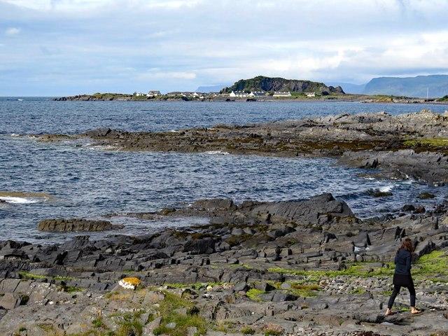 Port a'Mhuilinn, Seil